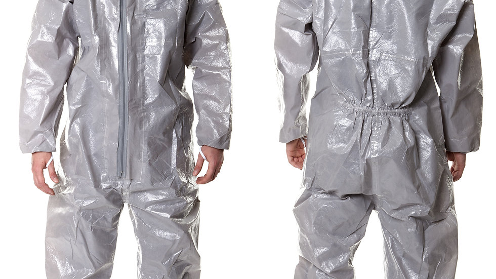 3M™ Chemical Protective Coverall 4570, XL, 12 EA/Case