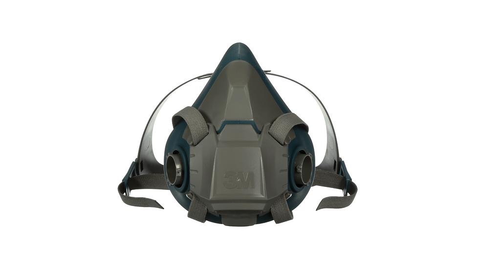 3M™ Rugged Comfort Half Facepiece Reusable Respirator 6502/49489, Medium