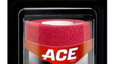 ACE™ Brand Athletic Wrap Red 909032