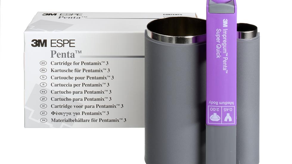 3M™ Impregum™ Penta™ Super Quick - Medium Body Cartridge for Pentamix 3, 69387