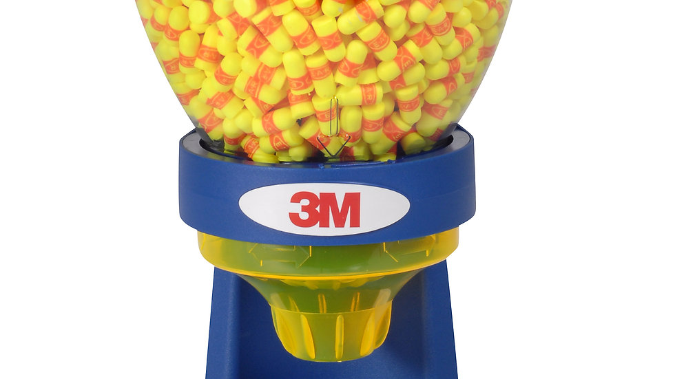 3M™ E-A-Rsoft™ SuperFit™ One Touch™ Refill 391-1254, Regular Size, 2000 EA/Case