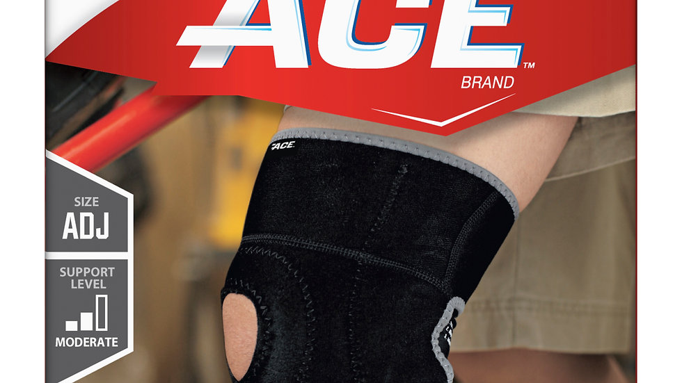 ACE™ Knee Support 207247, One Size Adjustable