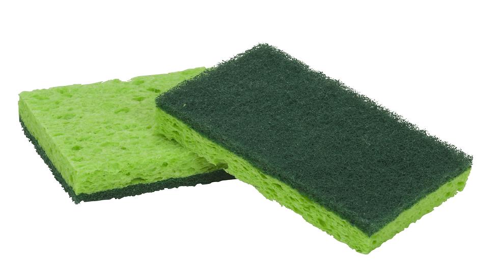 Scotch-Brite™ Rescue™ Soap Pad 50, 2.375 in x 3.75 in, 12/Box, 6 Box/Case