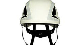 3M™ SecureFit™ Safety Helmet, X5001X-ANSI,  White, 1Ea/Box, 4 box/CS