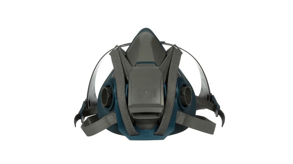 3M™ Rugged Comfort Quick Latch Half Facepiece Reusable Respirator
