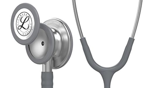3M™ Littmann® Classic III™ Monitoring Stethoscope, Gray Tube, 27 inch, 5621