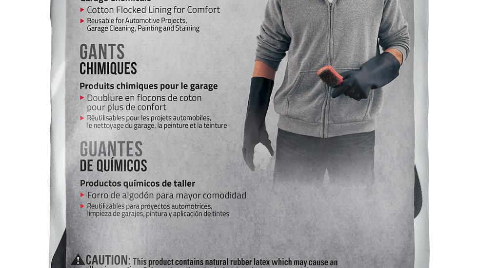 3M™ Heavy Duty Chemical Gloves, ChemXLongP1-DC, Large, 10/case