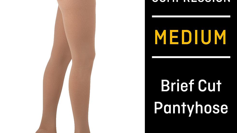 FUTURO™ Firm Pantyhose, 71029EN, Medium, Nude