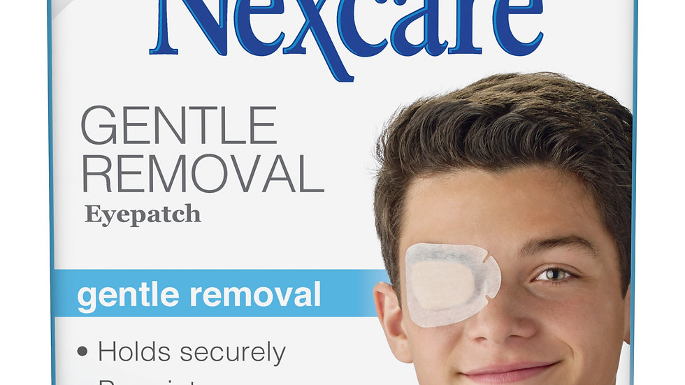 Nexcare™ Gentle Removal Eyepatch- Regular KRR-14
