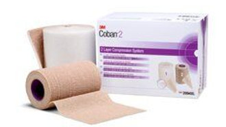 3M™ Coban™ 2 Two-Layer Compression System 2094XL, Extra Long, 4""