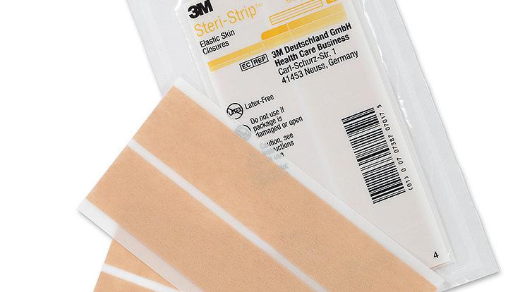 3M™ Steri-Strip™ Elastic Skin Closures E4548, 1 inch x 5 inch (25mm x 125mm)