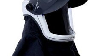 3M™ Versaflo™ Resp M-Series Helmet Assembly with Flame Resistant Shroud and