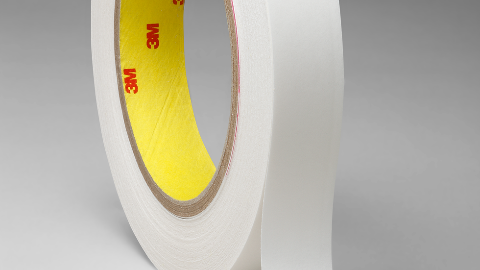3M™ Water-Soluble Wave Solder Tape 5414 Transparent