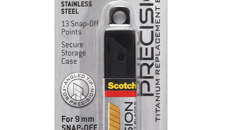 Scotch™ Utility Knife TI-RS, Small Refill Blades