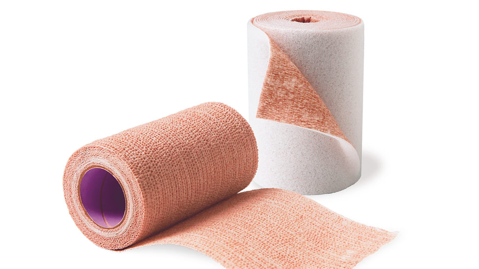 3M™ Coban™ 2 Two-Layer Compression System with Stocking 2094N