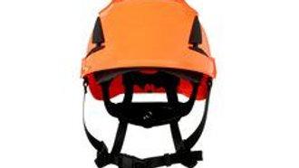 3M™ SecureFit™ Safety Helmet, X5007V-ANSI,  Orange, vented, 10 EA/Case