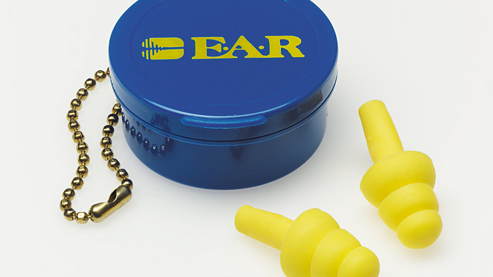 3M™ E-A-R™ UltraFit™ Earplugs 340-4001, Uncorded, Carrying Case, 200