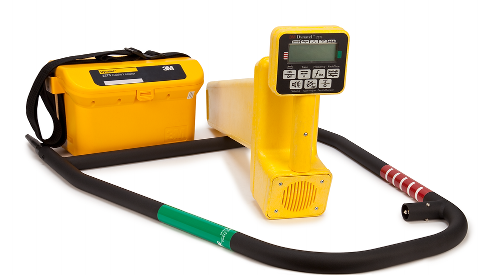 3M™ Dynatel ™ Pipe/Cable/Fault Locator 2273-U5P3/A