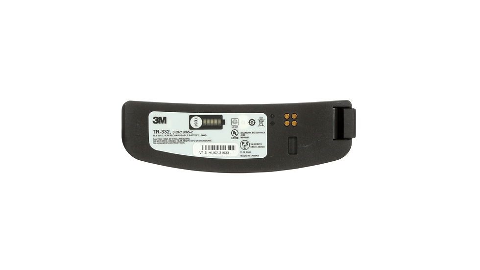 3M™ High Capacity Battery TR-332, for Versaflo™ TR-300 PAPR 1 EA/Case