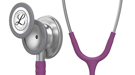3M™ Littmann® Classic III™ Monitoring Stethoscope, Plum Tube, 27 inch, 5831