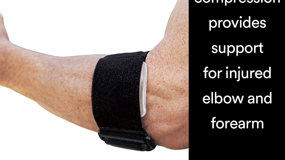 ACE™ Tennis Elbow Support 205323 , One Size Adjustable