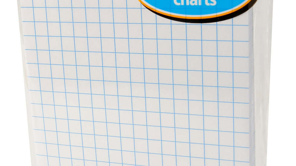 Post-it® Super Sticky Notes on Grid Paper 4621-2SSGRID, 2 Pads/Pack