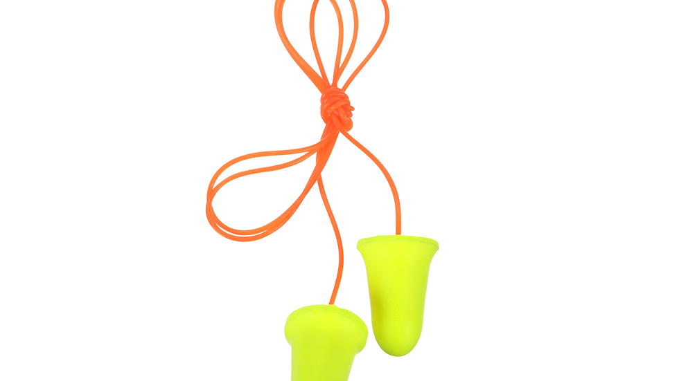 3M™ E-A-Rsoft™ FX™ Earplugs 312-1260, Corded, Poly Bag, 2000 Pair/Case