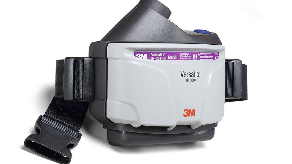 3M™ Versaflo™ PAPR Assembly TR-305N+, with Standard Belt and Economy Battery