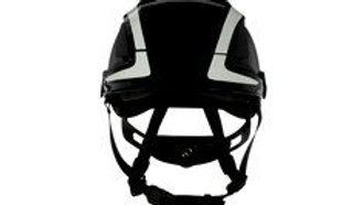 3M™ SecureFit™ Safety Helmet, X5012VX-ANSI,  Black, vented, 1Ea/Box, 4 box/CS