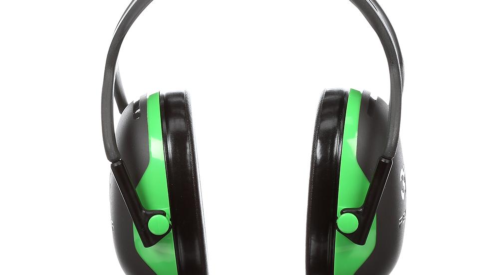 3M™ PELTOR™ X1 Earmuffs X1A/37270(AAD), Over-the-Head, 10 EA/Case