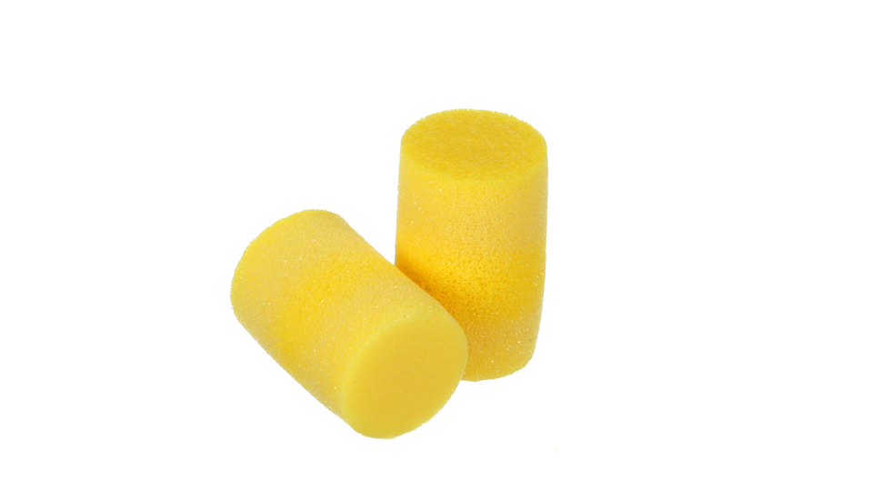 3M™ E-A-R™ Classic™ Earplugs 310-1001, Uncorded, Pillow Pack, 2000 Pair/Case