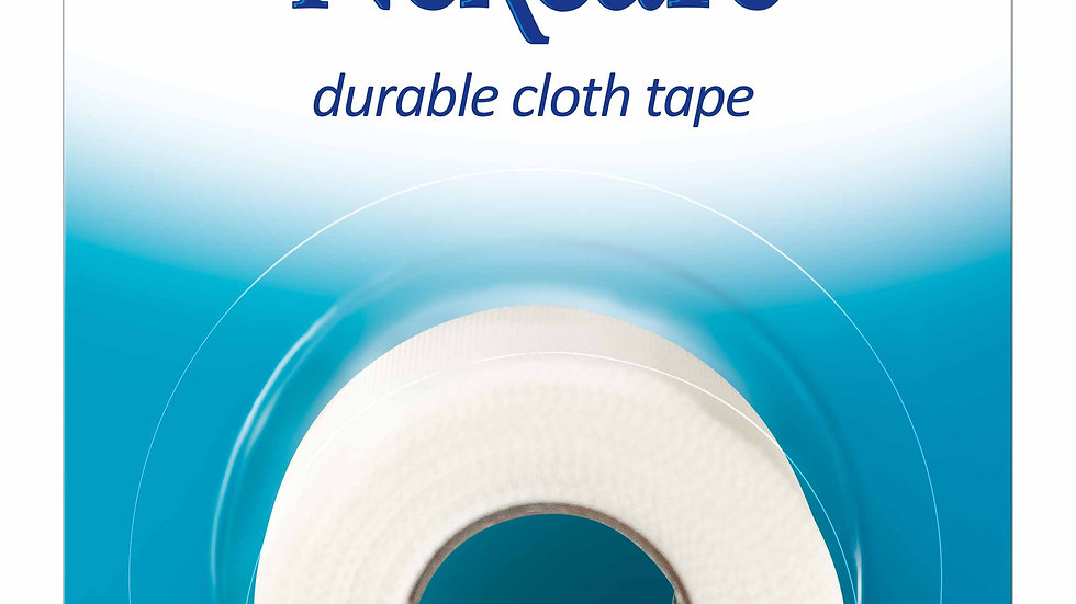 Nexcare™ Durable Cloth First Aid Tape, 791-1PK, 1 in x 10 yds.