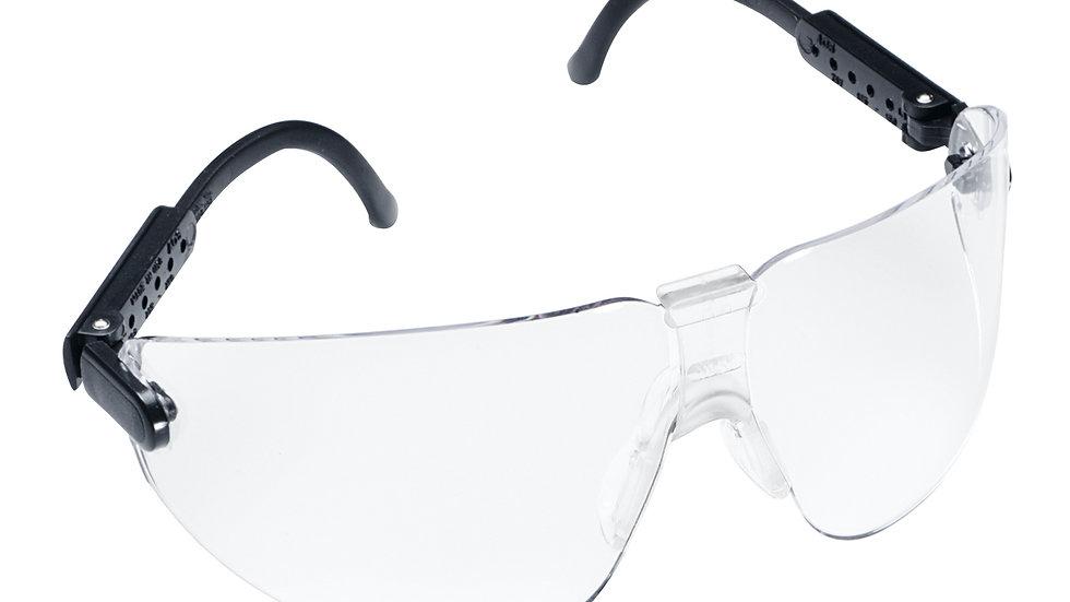 3M™ Lexa™ Fighter Protective Eyewear 15154-00000-100 Clear Anti-Fog Lens