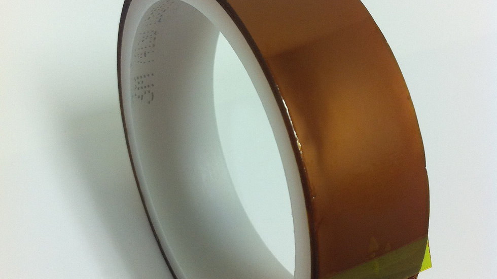 3M Low-Static Non-Silicone Polyimide Film Tape 7419, 25 in x 36 yds,1 Roll/Case