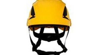 3M™ SecureFit™ Safety Helmet, X5002-ANSI,  Yellow, 10 EA/Case
