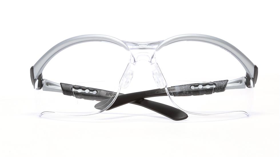 3M™ BX™ Reader Protective Eyewear 11374-00000-20 Clear Lens
