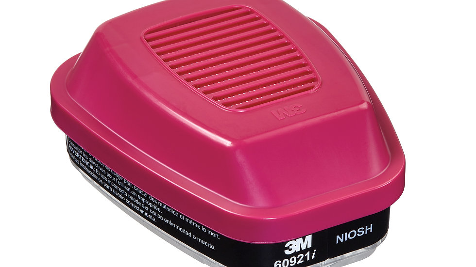 3M™ Organic Vapor/P100 Service Life Indicator Cartridge 60921i