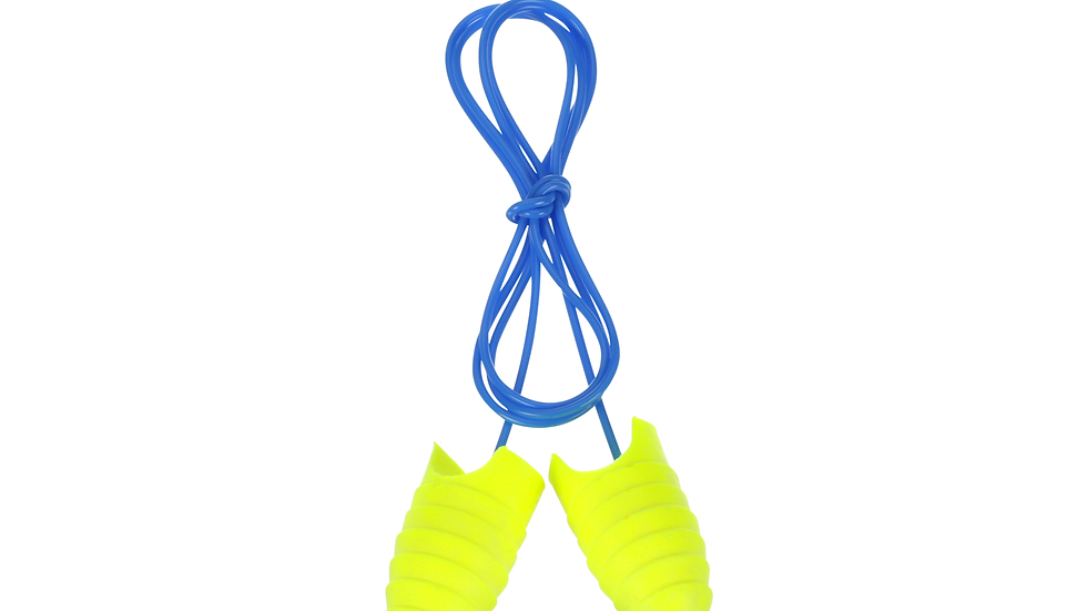 3M™ E-A-Rsoft™ Grippers™ Earplugs 312-6001, Corded, 2000 Pair/Case