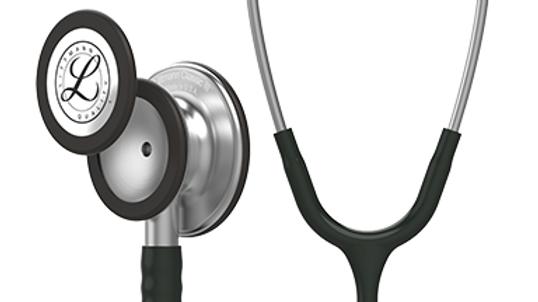 3M™ Littmann® Classic III™ Monitoring Stethoscope, Black Tube, 27 inch, 5620