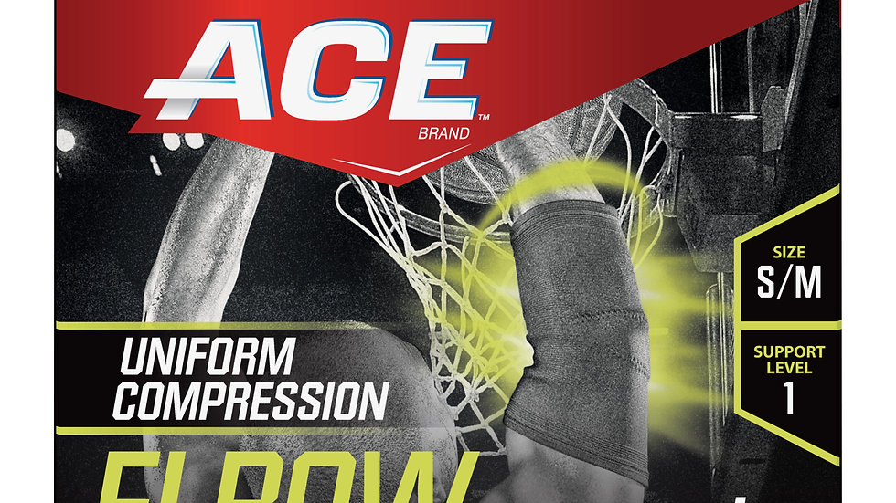 ACE™ Compression Elbow Support, 904001, Small / Medium