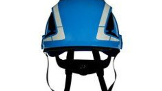 3M™ SecureFit™ Safety Helmet, X5003VX-ANSI,  Blue, vented, 1Ea/Box, 4 box/CS