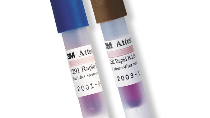 3M™ Attest™ Rapid Readout Biological Indicators 1292E for Steam Sterilization