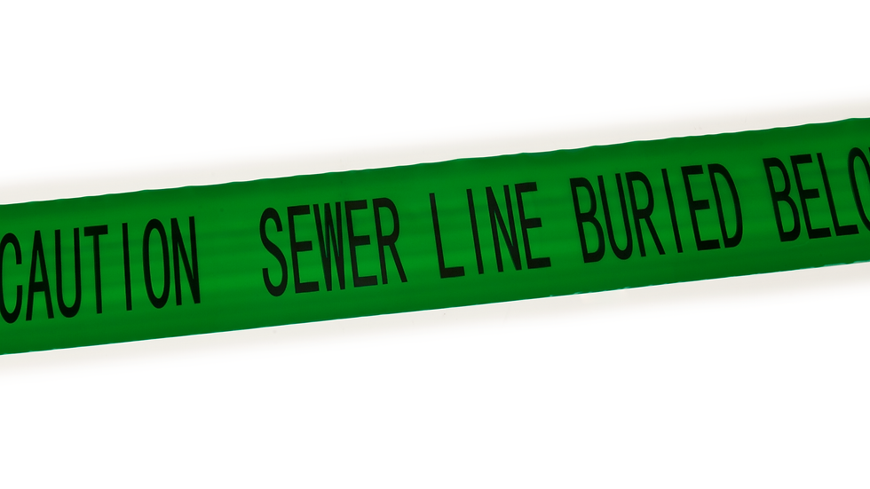 3M™ Electronic Marking System (EMS) Caution Tape
