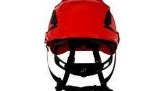 3M™ SecureFit™ Safety Helmet, X5005-ANSI,  Red, 10 EA/Case