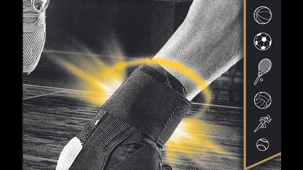 ACE™ Ultra-Lite Ankle Brace 901016, Extra Large