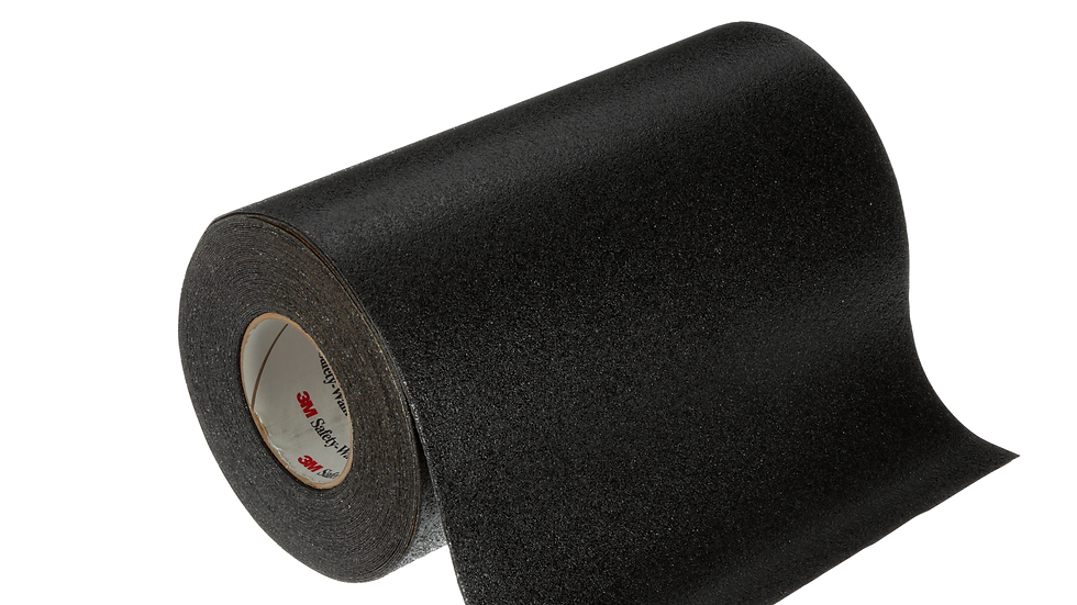 3M™ Safety-Walk™ Slip-Resistant Conformable Tapes & Treads 510, Black
