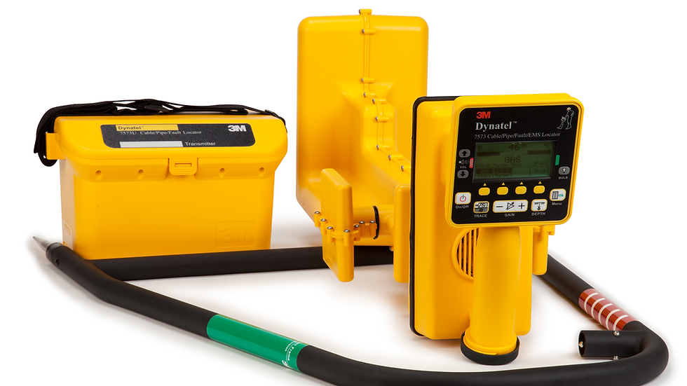 3M™ Dynatel™ 7573-ID/C12 Cable/Pipe/Fault/EMS Locator Communications