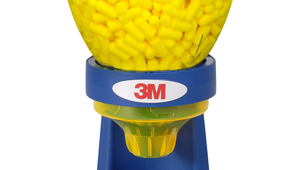 3M™ E-A-Rsoft™ Yellow Neons™ Earplugs 391-1005, Uncorded, in One Touch™