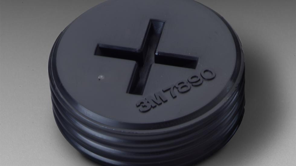 3M™ Full Face Plug 7890, Replacement Part 20 EA/Case
