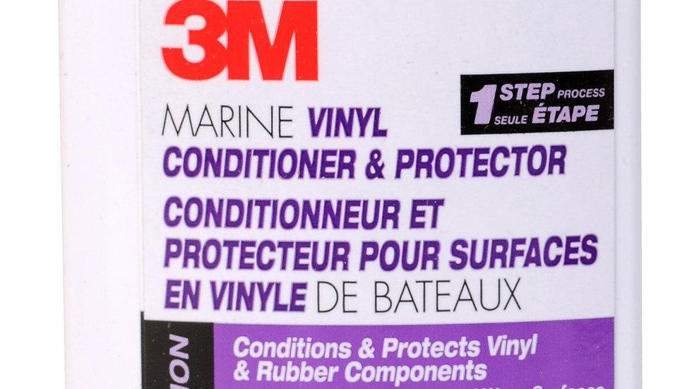 3M™ Marine Vinyl Cleaner, Conditioner & Protector 09023, 8.45 fl oz, 6 per case